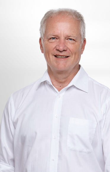 Dr. Albrecht Läufer - Managing Director
